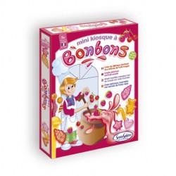 mini kiosque à bonbons
